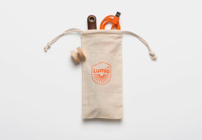 Lumio The Folding Book Lamp