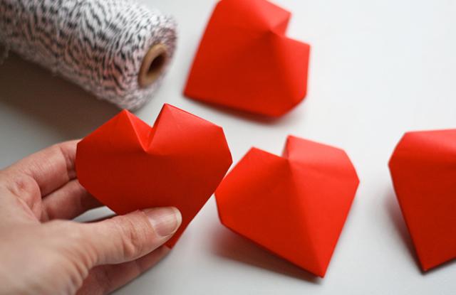 diy-3D-origami-hearts
