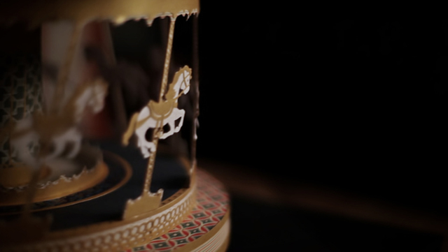 Wheel of Life Paper Zoetrope By Makerie Studio Gallop