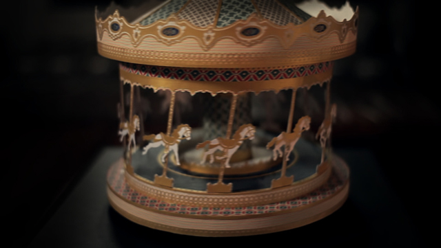 Wheel of Life Paper Zoetrope By Makerie Studio Spin