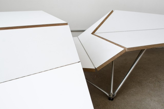 Origami Bench by blackLAB Architects