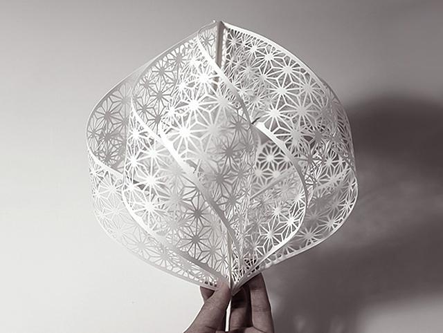 Accumulation Paper Cut Sculptures by Christine Kim