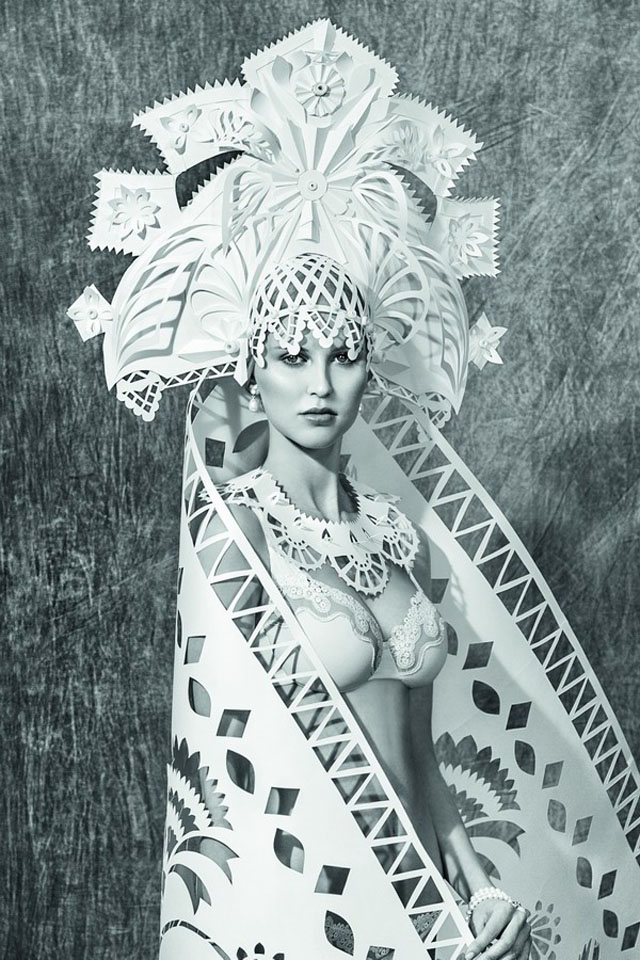 Asya Kozina Paper Dolls
