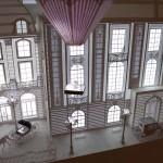Davy-and-Kristin-McGuire-Precious-Moments-Paper-Craft-Diorama-Overhead