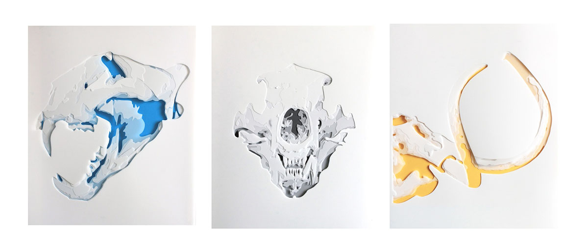 Kim_Kyong_The-Skulls-(Triptych)-with-color-background