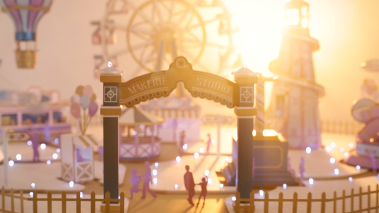 makerie-studio-fantastical-fairground-sunset