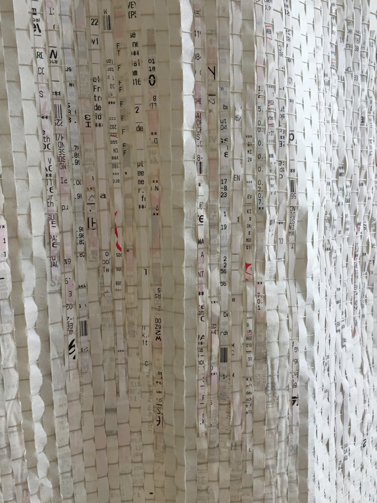 Interview with Weaving Paper Artist Julie VonDerVellen