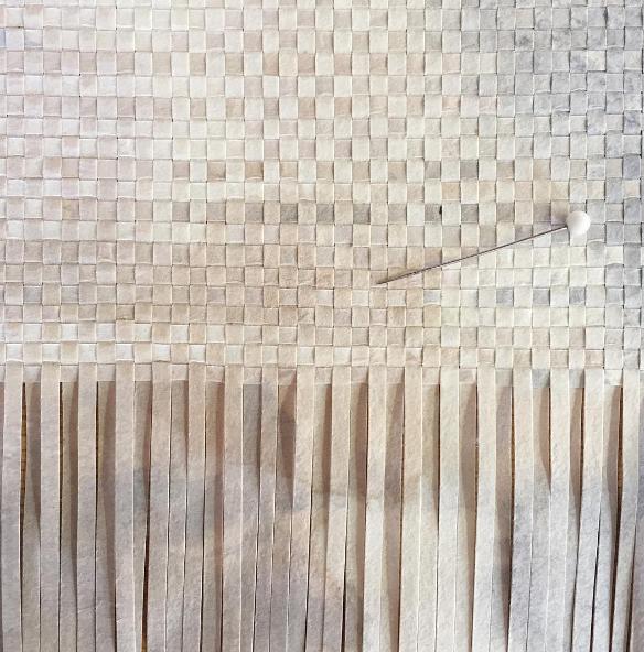 Interview with Weaving Paper Artist Julie VonDerVellen