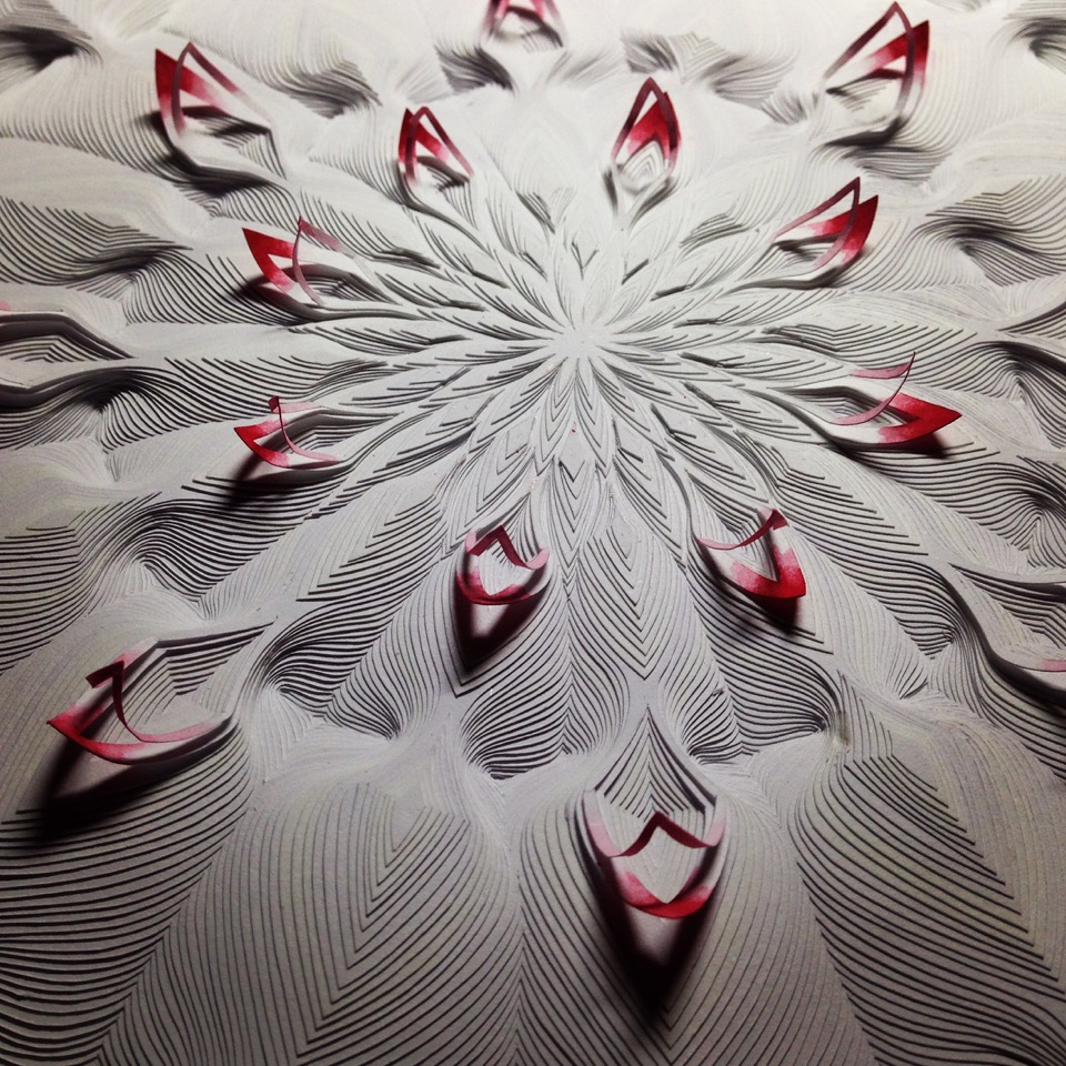 Interview With Relief Paper Cut Artist Jacky Cheng Strictlypaper