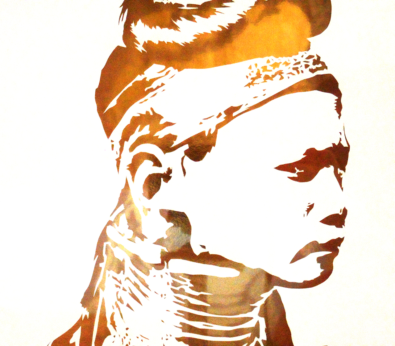 Majestic-and-Iconic-Paper-Cut-Silhouettes-of-Tribal-Men-and-Women-by-Valentine-Louafi-02b