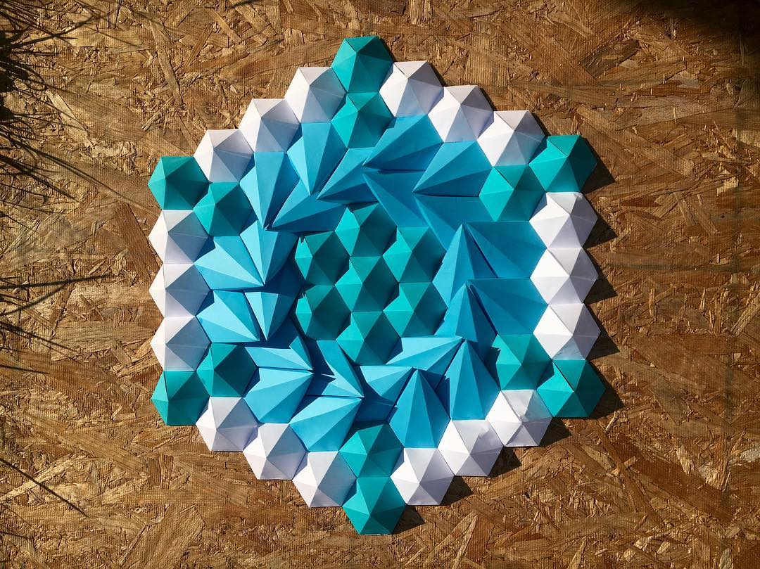Mathematical-Inspired-3D-Paper-Kaleidoscope-Tessellations-Brandon-Clark-Strictlypaper2