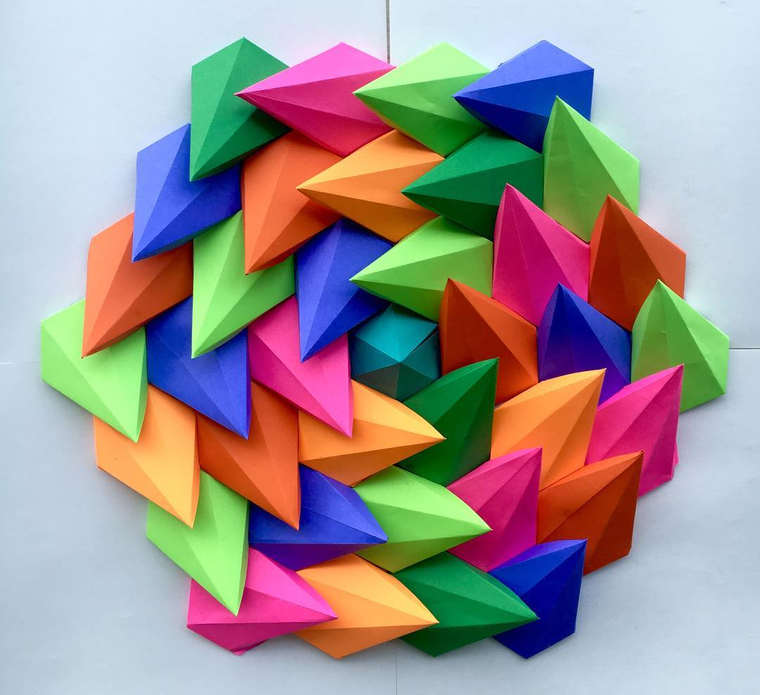 Mathematical-Inspired-3D-Paper-Kaleidoscope-Tessellations-Brandon-Clark-Strictlypaper3