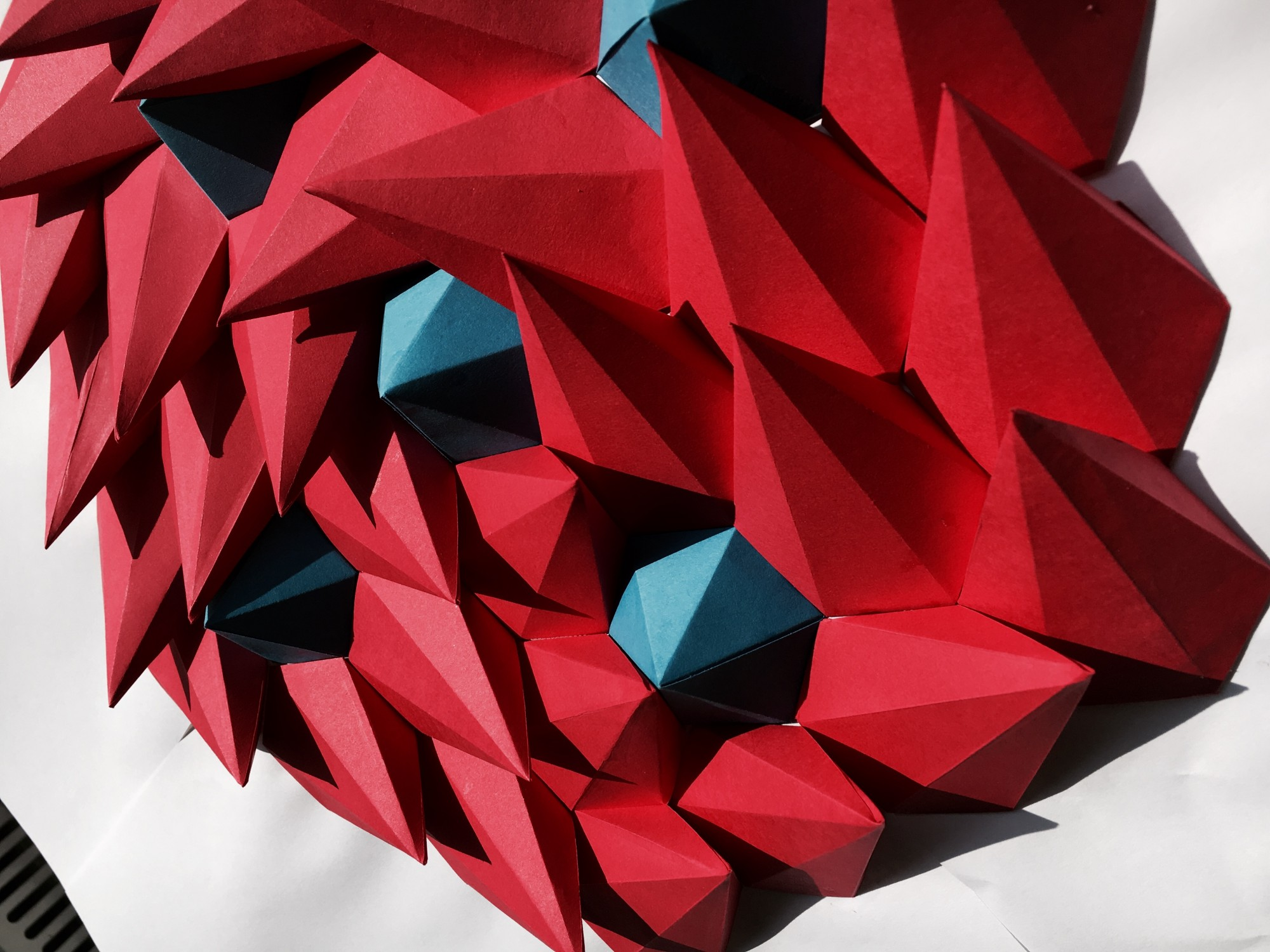 Mathematical-Inspired-3D-Paper-Kaleidoscope-Tessellations-Brandon-Clark-Strictlypaper5