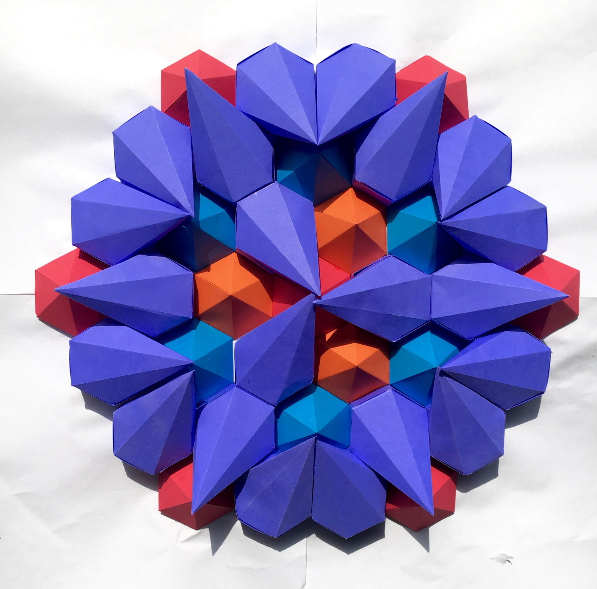 Mathematical-Inspired-3D-Paper-Kaleidoscope-Tessellations-Brandon-Clark-Strictlypaper7