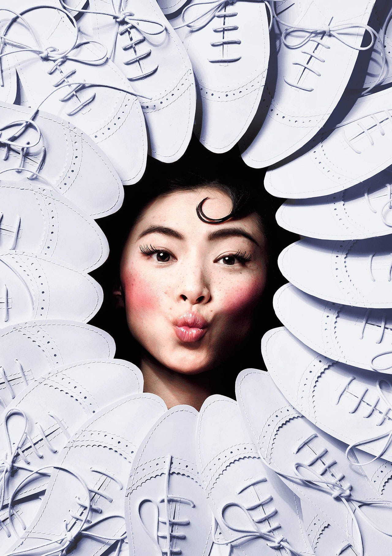 Bea Szenfeld Dresses the Royal Swedish Opera Company with 'Haute Papier'
