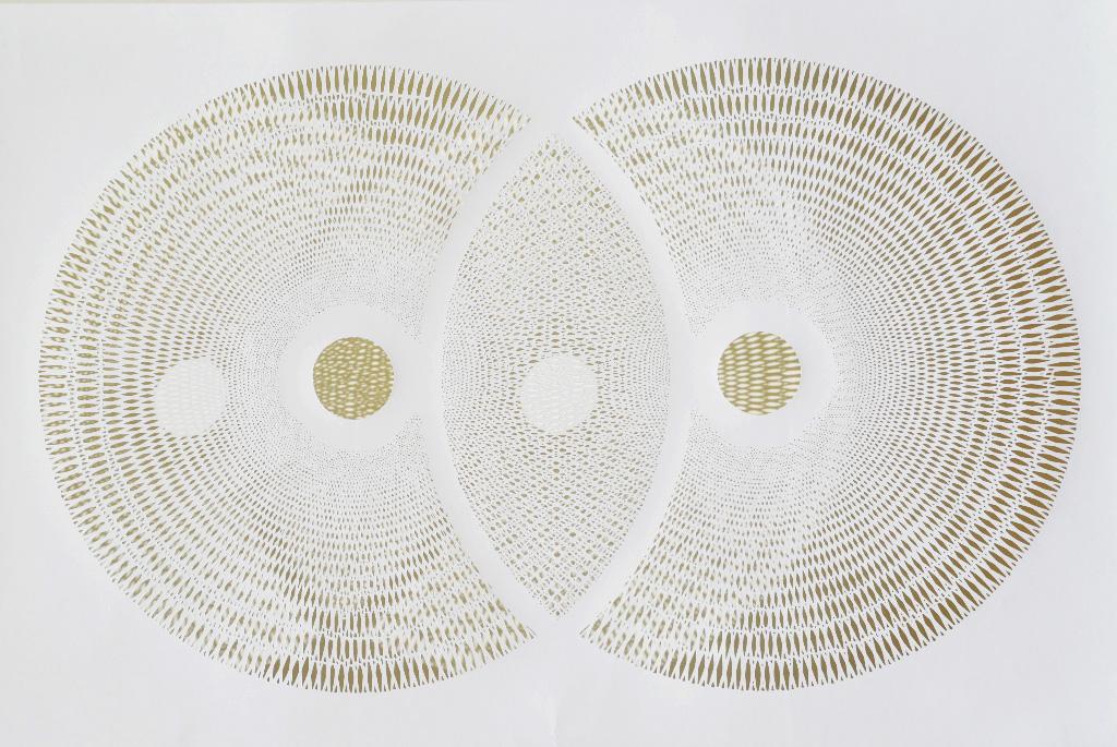 New Intricate Geometrical Papercut Masterpieces by Tahiti Pehrson - Pareidolia