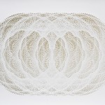 New Intricate Geometrical Papercut Masterpieces by Tahiti Pehrson - Pumpkin of Time