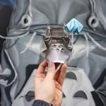 Artist Creates Origami Street Art Based Off of Classic Film Totoro (Video)