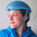 Folding Paper EcoHelmet Wins James Dyson Design Award