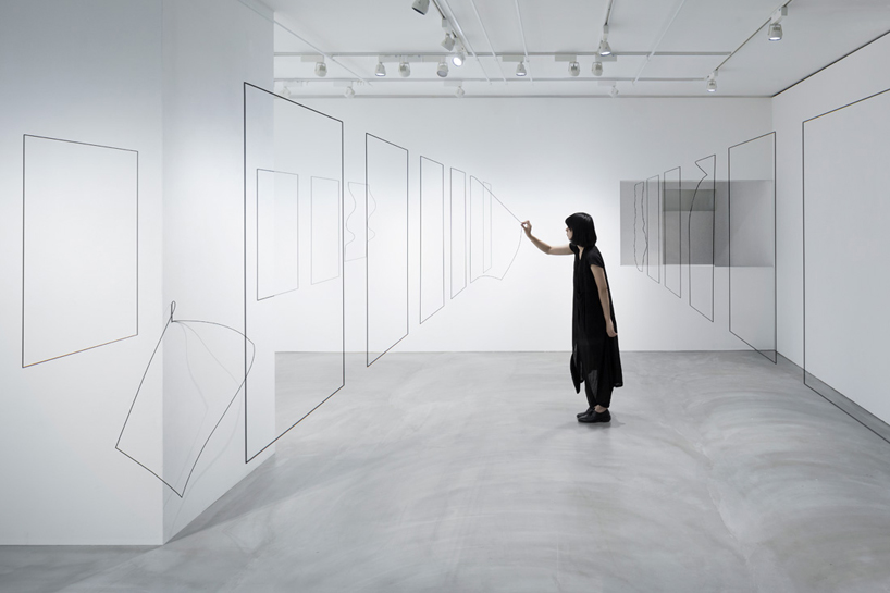 Nendo's Un-Printed Material Exhibition Pays Tribute to Paper Without Using It