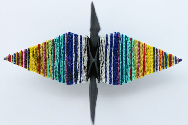 Cristian Marianciuc's Journey To 1000 Origami Paper Cranes
