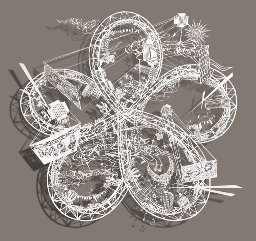 Paper Cut Strictlypaper Part - Incredible intricately cut paper designs bovey lee