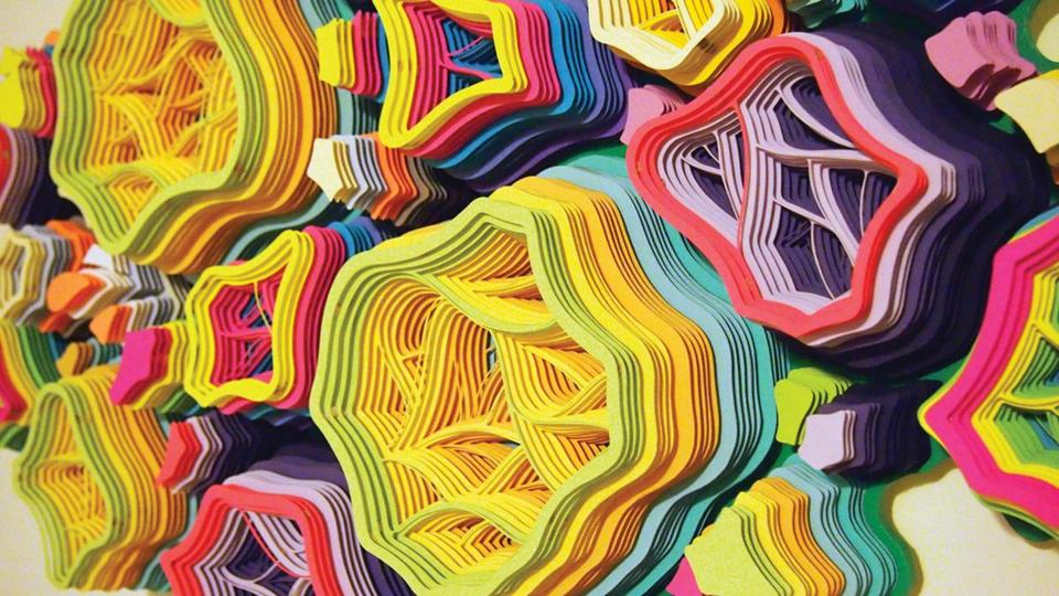 Deep Cuts: Contemporary Paper Cutting - Charles Clary | Patiflasmic Phlebotomy