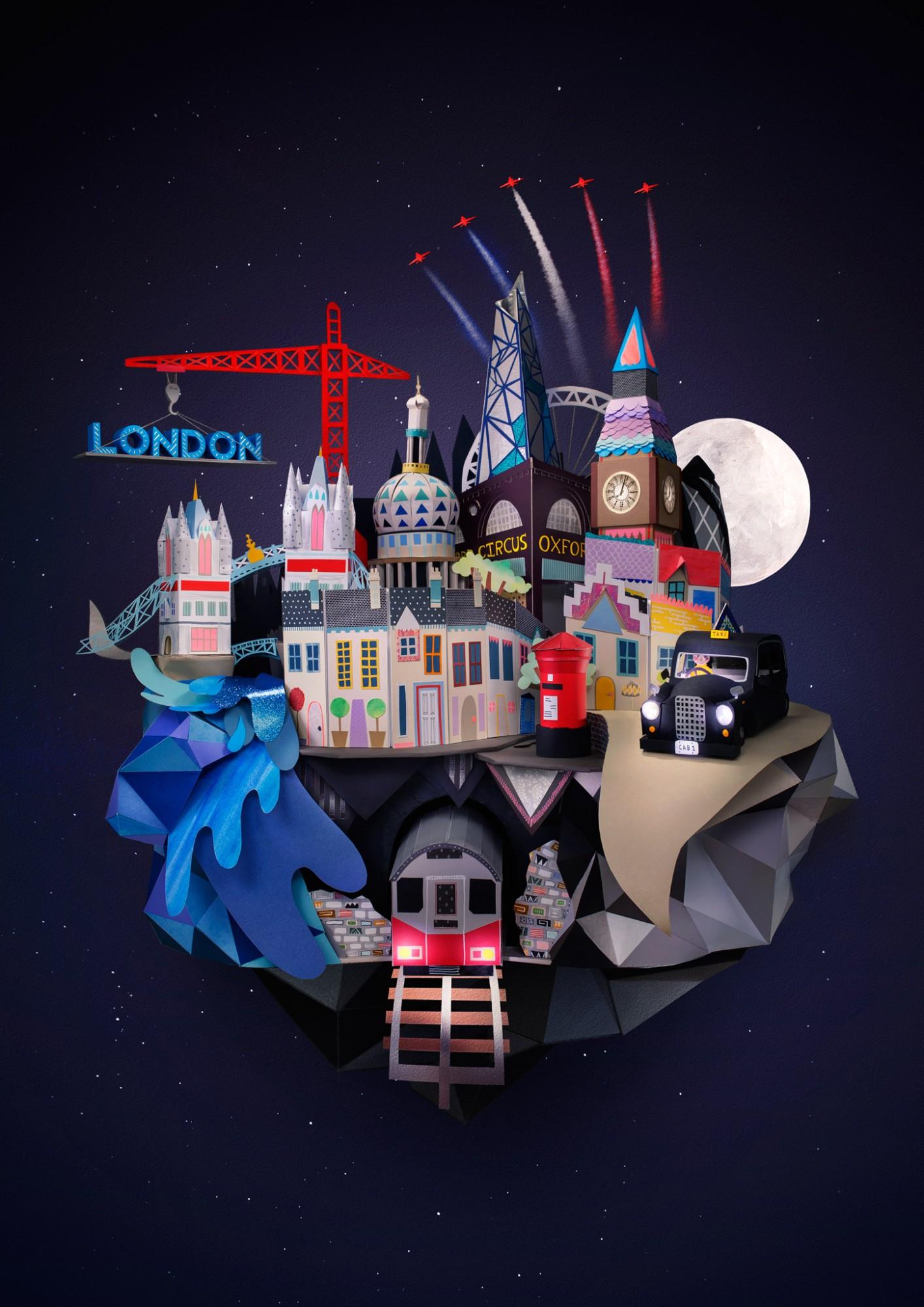 Interview with Paper Artist Sam Pierpoint - Paper London