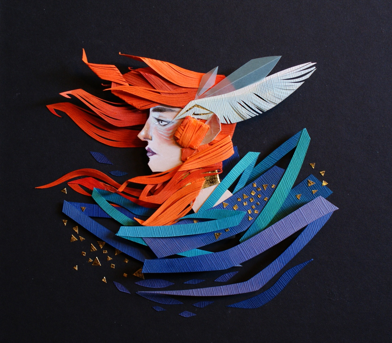 morgana-wallace-vibrant-mythical-scenes-in-cut-paper-collage-strictlypaper-15