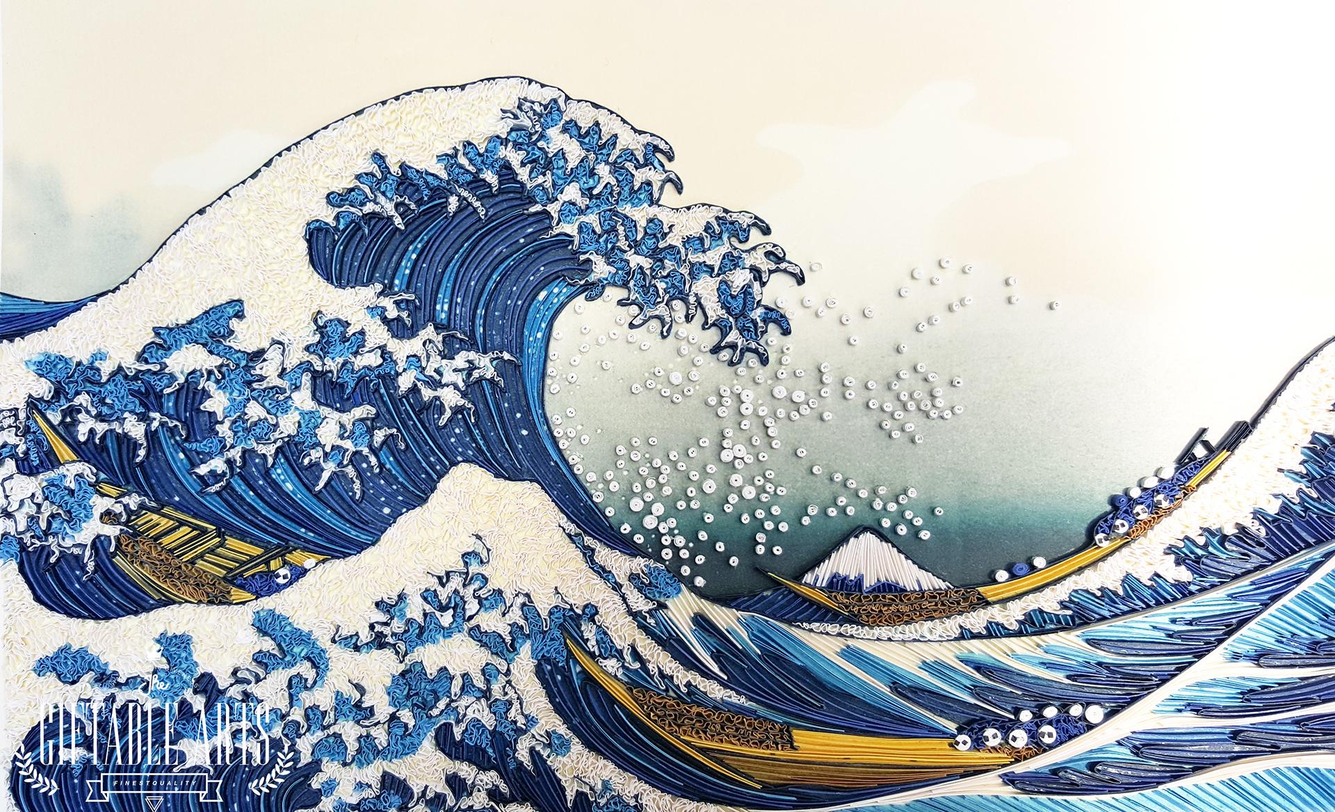 Papertalk Nguyen Quilled Paper Art