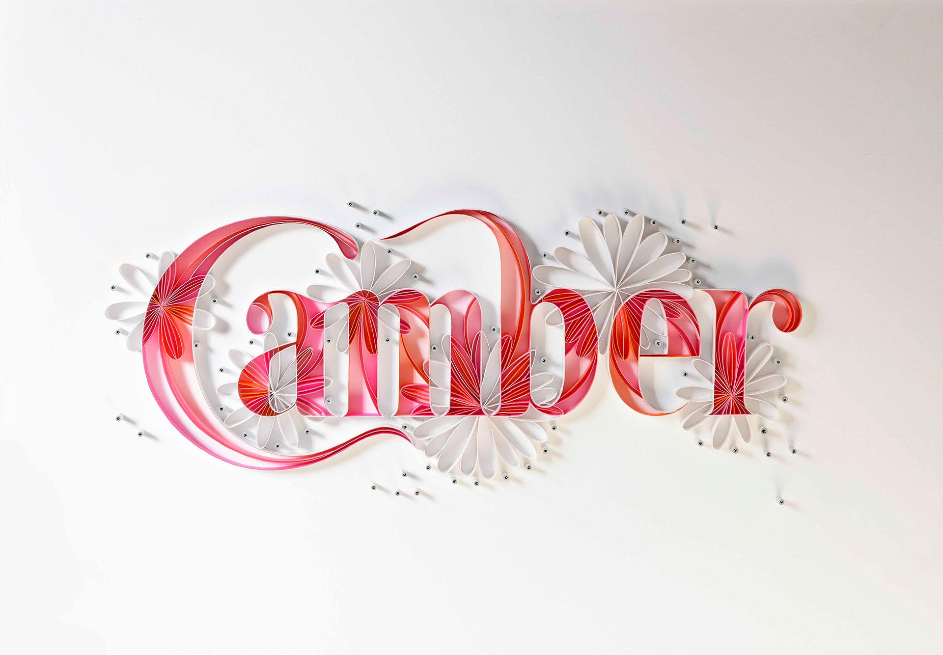 Sabeena Karnik Quilled Paper Art