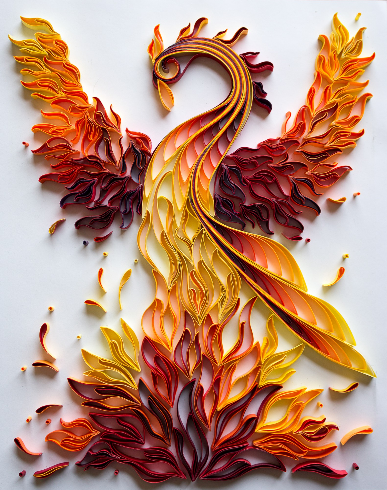 Top 20 Amazing Examples Of Paper Quilling Strictlypaper