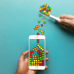 Anshuman Ghosh Creates Quirky Illustrations Using An iPhone and Some Paper