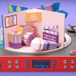 Paper Craft Stop Motion Animation Advertisement for Epidemic Sound
